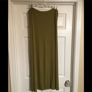 Kosher Casual A Line Maxi Skirt.